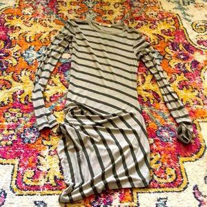 T by Alexander Wang Jersey dress